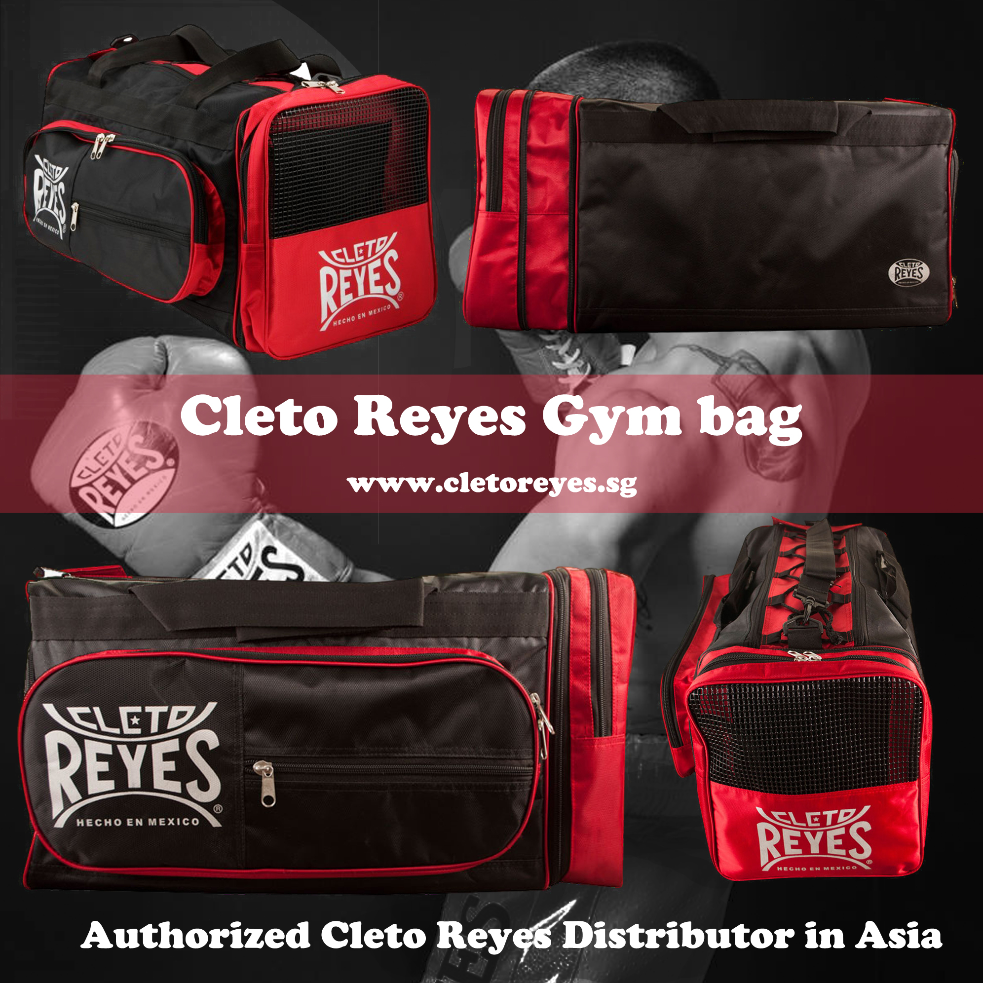 cleto reyes bag promotion