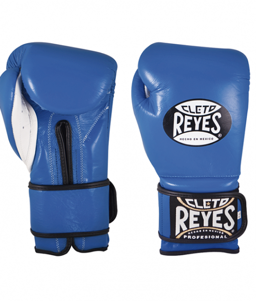 Cleto Reyes Premium Boxing Gloves – Velcro/Laced Closure